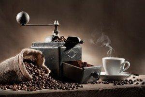 Die Kaffeemühle