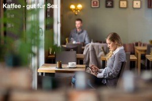 Mit Kaffee weniger und seltener Erektionsprobleme
