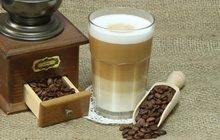 Kaffeespezialitäten mit Milch