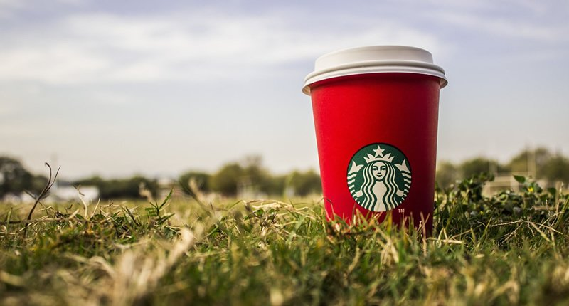 Was hat es mit dem Starbucks-Logo auf sich?