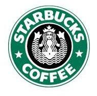 starbucks-logo mit schwanz