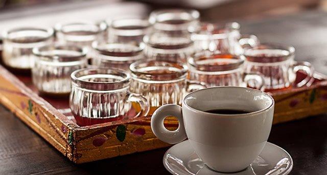 Teuerste Kaffeebohne